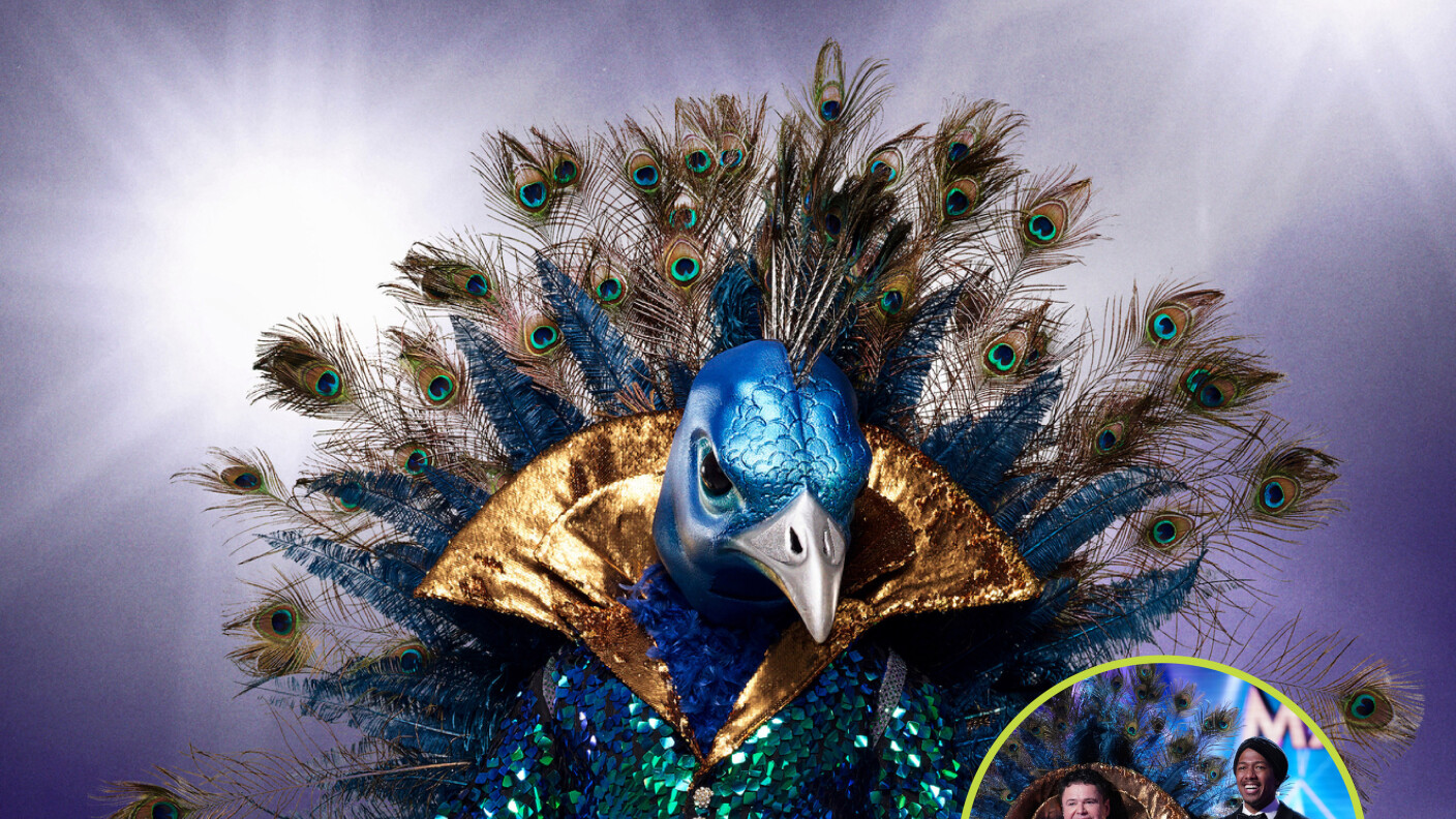 2019 PaleyExhibit LA Elements 3840x2160 MaskedSinger Peacock 1of2