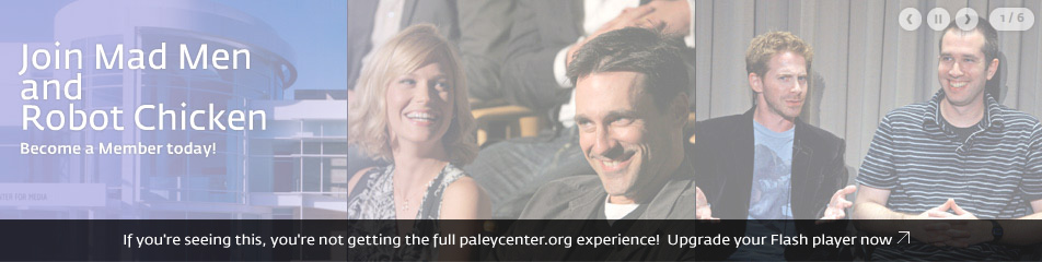 Paley Center - Join Us