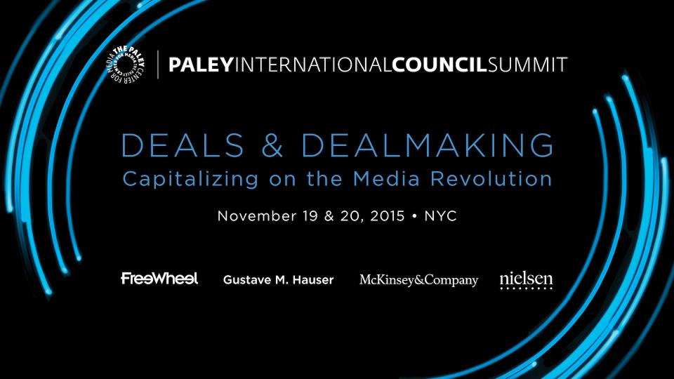 2015 Paley IC Event Theater Title Slate HOLDING