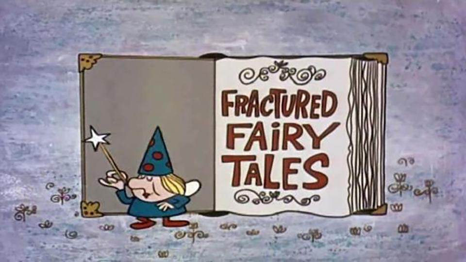 Fractured Fairy Tales slate