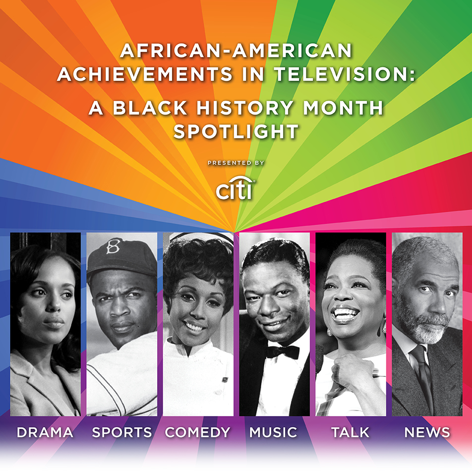 Black History Month 2018 | The Paley Center for Media