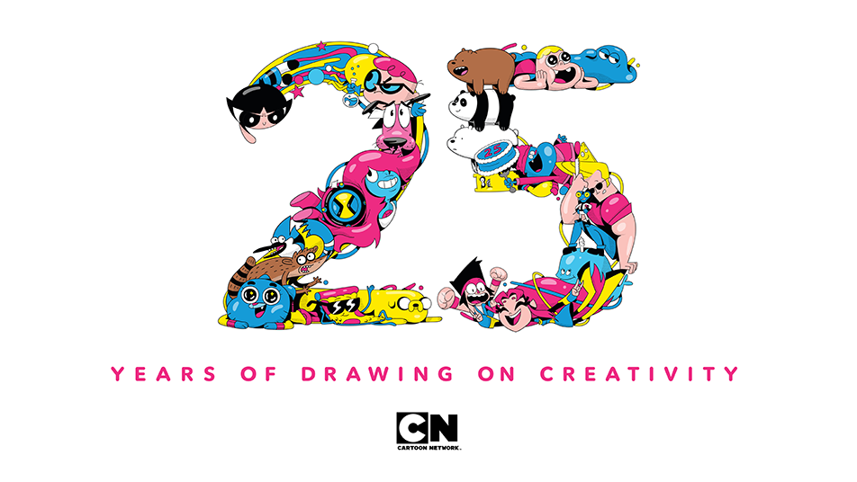 Cartoon Network 25 Years Of Drawing On Creativity