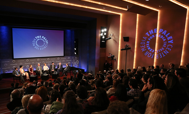 Paley center for media events
